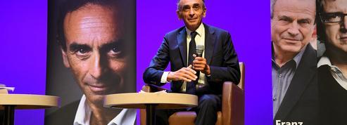 Éric Zemmour, non-candidat en campagne à Toulon