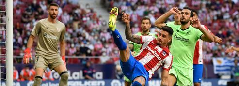 Liga : l'Atlético concède le match nul à domicile contre l'Athletic Bilbao