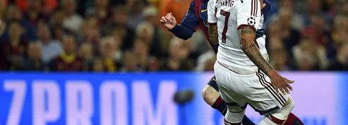 PSG-Lyon : Messi-Boateng, l'heure des retrouvailles