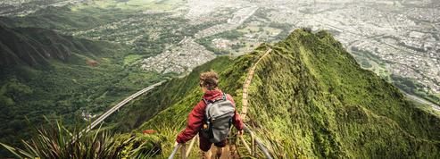 Hawaï : le vertigineux «Stairway to Heaven» de l'île d'Oahu va être détruit