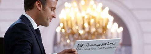 Demande de pardon aux harkis: «Les mots d'Emmanuel Macron sont réparateurs car, depuis 60 ans, nous crions dans le silence»