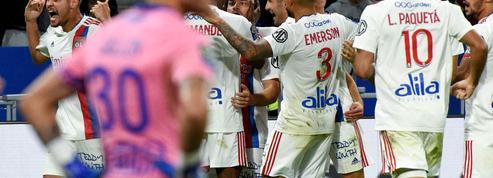 Ligue 1 : Lyon et le PSG s'en sortent, l'OM cale