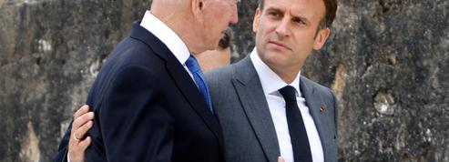 Crise des sous-marins: Macron et Biden désamorcent la crise diplomatique