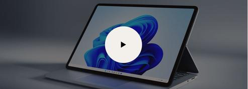 Surface Laptop Studio, l'ordinateur hyperpliable de Microsoft