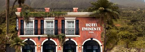 On a poussé les portes de l'hôtel Eminente, un petit bout de Cuba en plein Paris