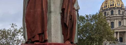 La statue du général Joseph Gallieni vandalisée une nouvelle fois à Paris
