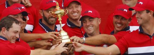 Ryder Cup : les États-Unis balayent l'Europe et signent une victoire historique