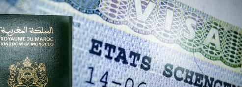 Moins de visas pour les Maghrébins