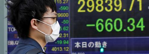 La Bourse de Tokyo en baisse derrière Wall Street