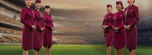 Qatar Airways lance des forfaits de voyage pour les supporters de la Coupe du Monde 2022