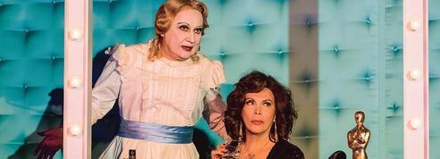 Amanda Lear et Michel Fau au théâtre: un duel plus qu'un duo