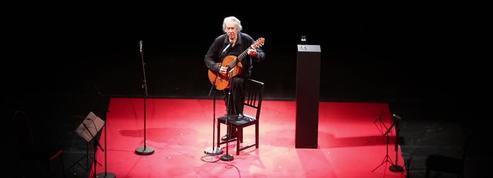 À l'Opéra de Montpellier, Paco Ibáñez fête les 100 ans d'Edgar Morin