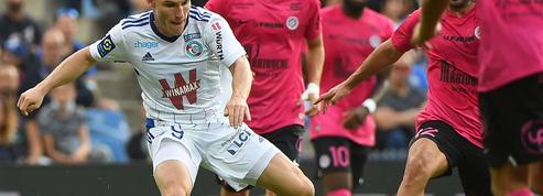 Ligue 1 : Strasbourg tient en échec Montpellier