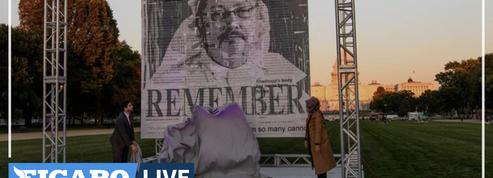 La veuve de Khashoggi exhorte les États-Unis à exiger des comptes de l'Arabie Saoudite