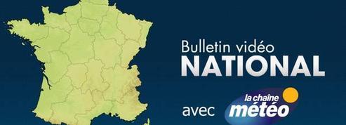 Intempéries : fin de la vigilance rouge en Loire-Atlantique, toujours des pluies intenses et vents violents