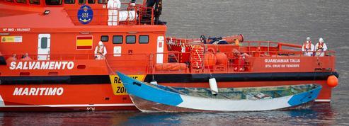 Espagne : quatorze personnes retrouvées vivantes au large des Baléares