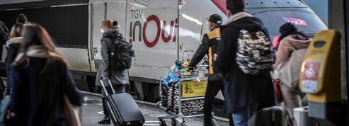 Vacances de Noël : top départ pour la vente des billets de train SNCF