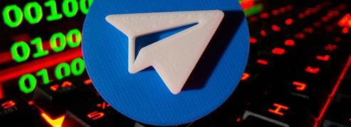 Panne de Facebook : Telegram dit avoir battu un record d'inscriptions