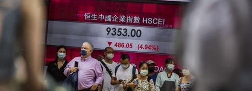 La Bourse de Hong Kong finit en hausse de plus de 3%