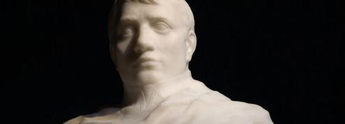 Un buste de Napoléon sculpté par Rodin en vente à Hongkong