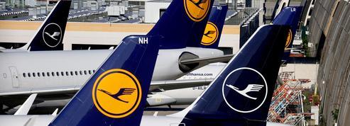 Lufthansa rembourse en avance 1,5 milliard d'euros d'aides publiques