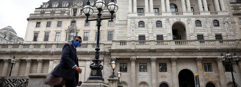 La livre au plus haut en deux mois face à l'euro, la Banque d'Angleterre s'inquiète de l'inflation