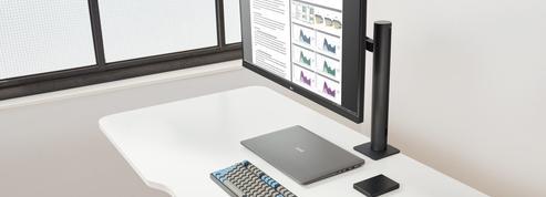 LG optimise le principe du double écran pour travailler