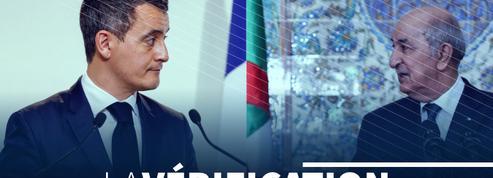 Algériens en situation irrégulière : Darmanin a-t-il «bâti un gros mensonge» ?
