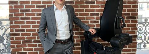 L'exosquelette de Wandercraft, une start-up au service des personnes à mobilité réduite