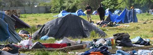 Grande-Synthe : démantèlement d'un campement de plusieurs centaines de migrants