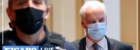 Alain Griset se défend de toute «malhonnêteté» devant le tribunal correctionnel