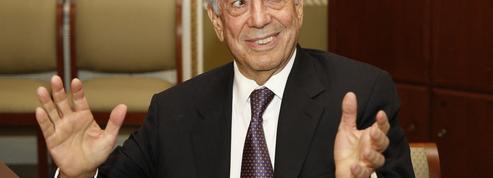 Mario Vargas Llosa, le candidat «de» l'Académie française