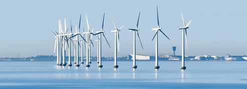 Les États-Unis vont construire sept grands parcs éoliens