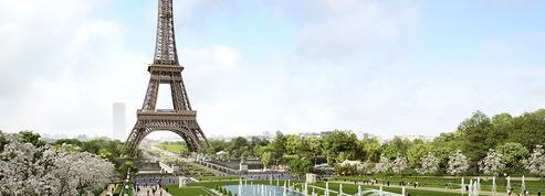 Le projet géant de piétonnisation de la Tour Eiffel au Trocadéro attise les colères