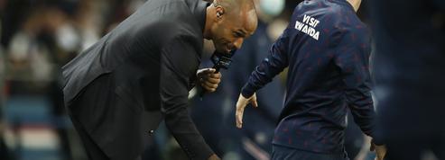 Ligue 1 : Thierry Henry aux commentaires de PSG-Angers
