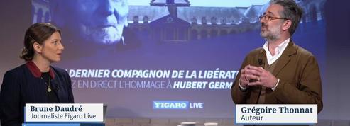 Après la mort d'Hubert Germain, quel avenir pour l'Ordre de la Libération ?
