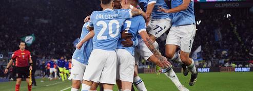 Serie A : la Lazio renverse l'Inter de son ex-entraîneur Simone Inzaghi (3-1)