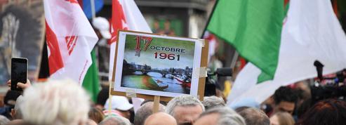 «17 octobre 1961, crime d'État» : au moins 1800 manifestants dans Paris, 60 ans après