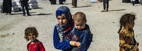Trois enfants britanniques de djihadistes remis à Londres depuis la Syrie