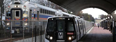 60% des rames du métro de Washington suspendues pour un problème de sûreté