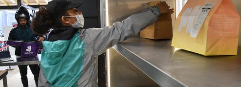 Deliveroo voit ses recettes bondir malgré la réouverture des restaurants