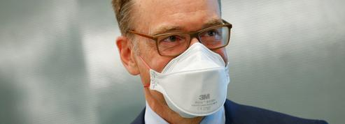 Départ surprise à la tête de la Bundesbank