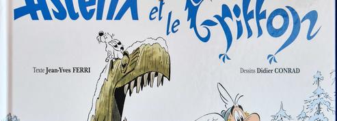 L'irréductible Astérix, vedette du 68e album de RSF