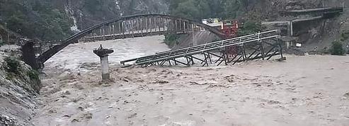 Près de 200 morts en Inde et au Népal après des inondations et des glissements de terrain
