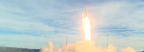 Les États-Unis testent des composants de missiles hypersoniques