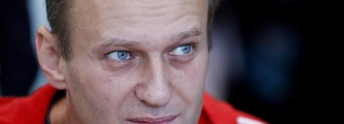 Le Kremlin n'a aucun «respect» pour le prix Sakharov de l'opposant Navalny