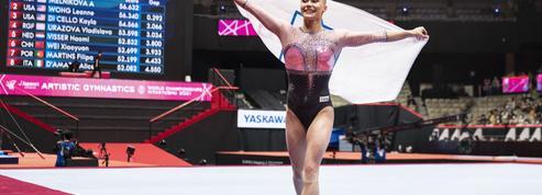 Gymnastique : sans Biles, Melnikova sacrée championne du monde du concours général