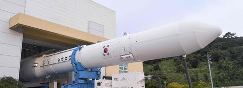 La Corée du Sud veut entrer dans la course à l'espace avec sa première fusée 100% locale