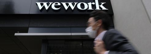 Le revenant WeWork bien accueilli pour son entrée à Wall Street