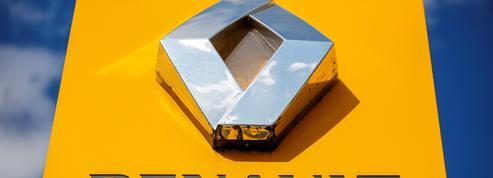 Faute de puces, la production de Renault s'affaisse
